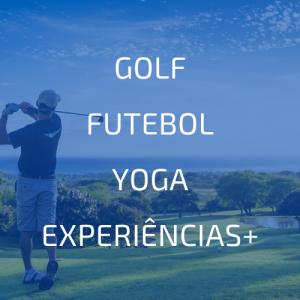 Golf Futebol Experiencias